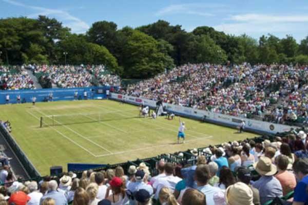 Liverpool Hope University Tennis