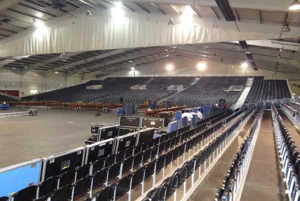 Exeter's Westpoint Arena