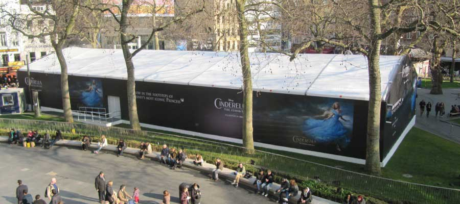 cinderella exhibition