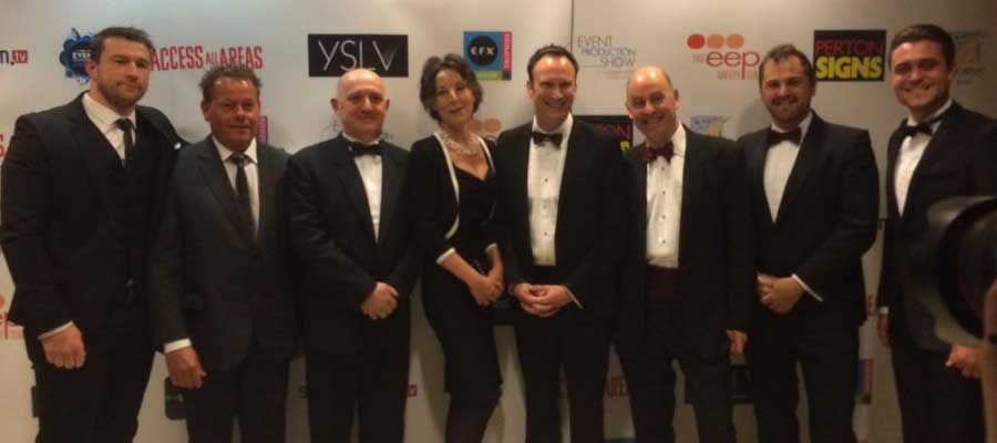 Best Structure Company Event Awards