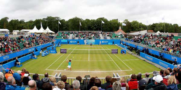 AEGON Classic - Day Six