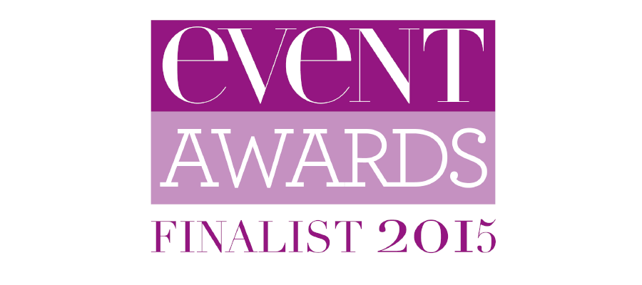 Event Awards Finalists 2015