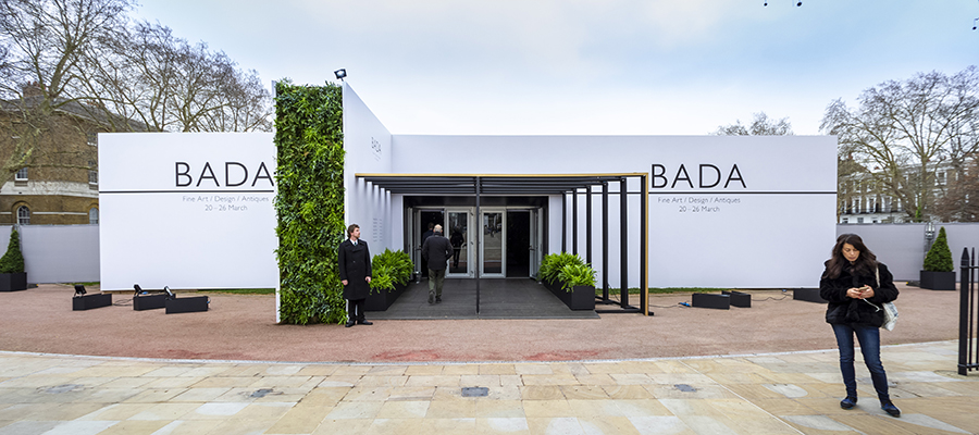 BADA Antiques Fair 2019