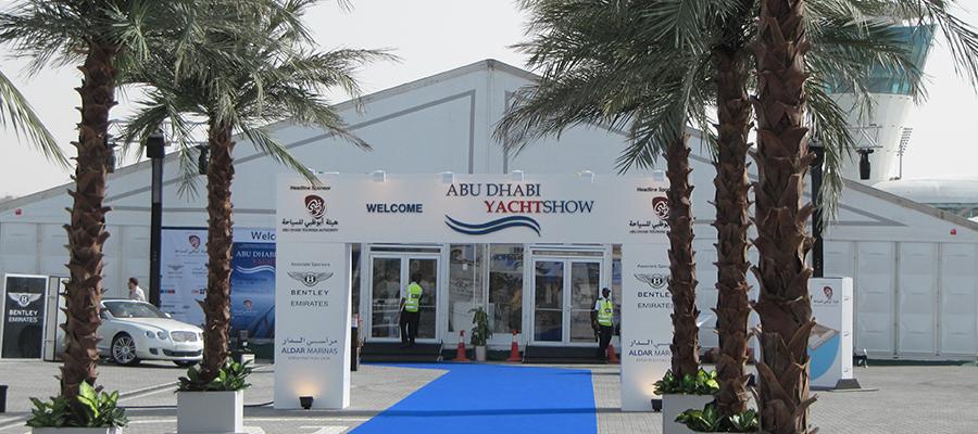 Abu Dhabi Yacht Show