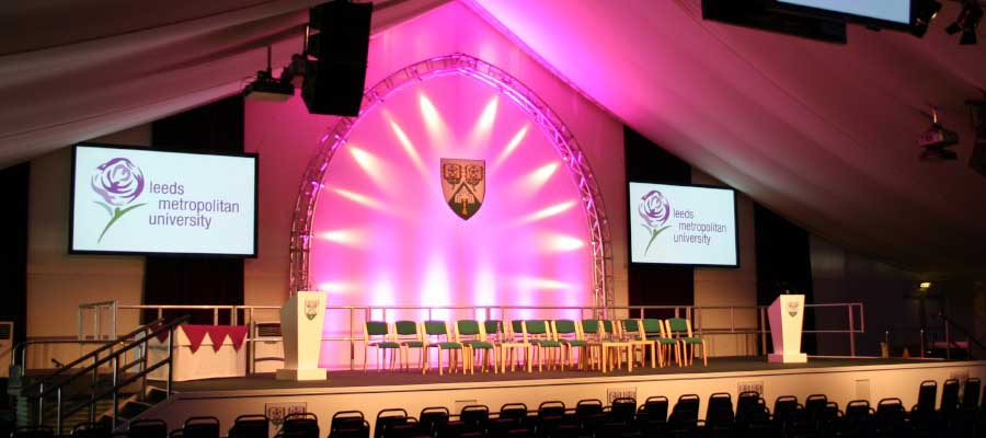 Conferences Graduations Complete Event Solution