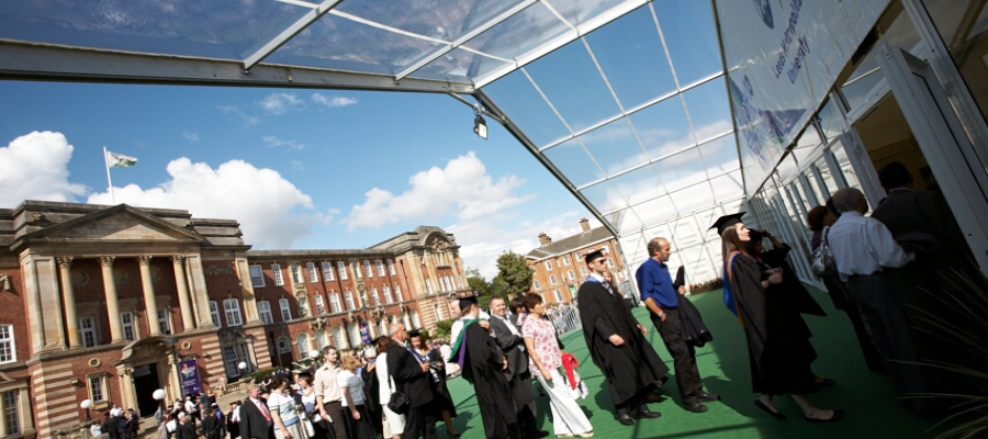 Conferences Graduations Event Structure