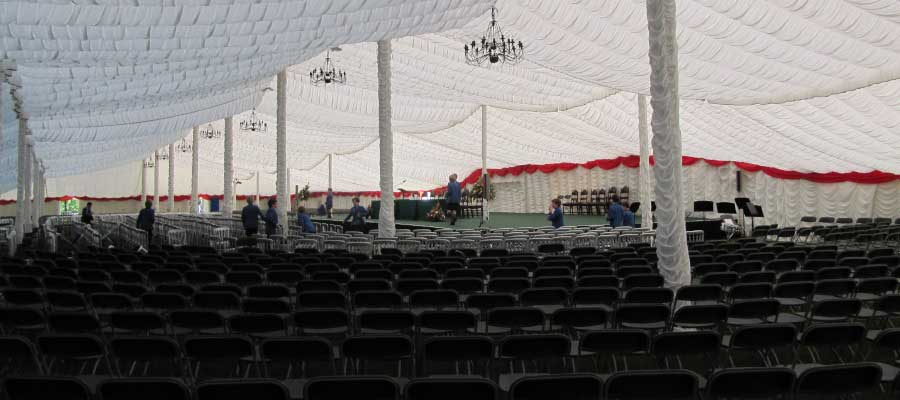 Conferences Graduations Marquee