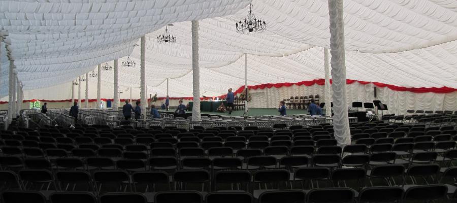 Conferences Graduations Marquee