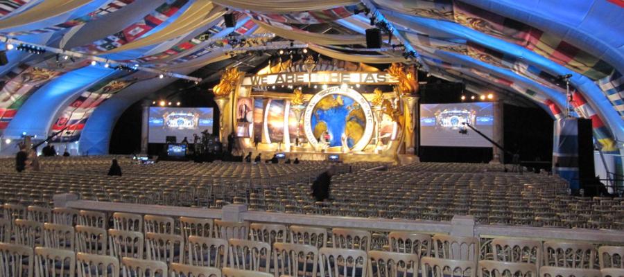 Conferences Graduations Religious Event