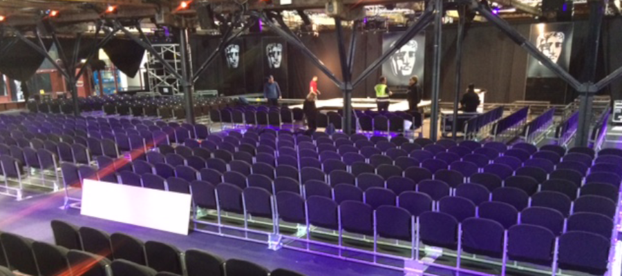 Conferences Graduations Stage Tiered Seating Event