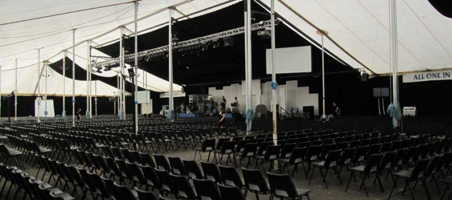 Conferences Graduations Temporary Structure Marquee