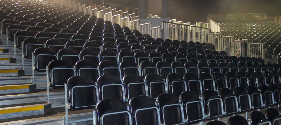 Conferences Graduations Tiered Seating Seats