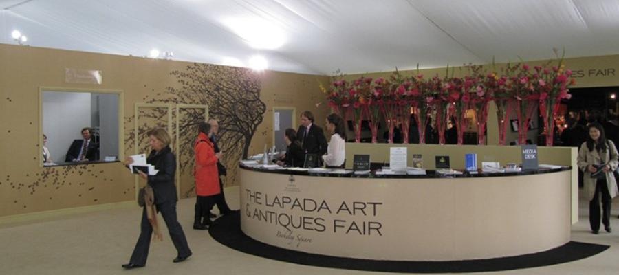 LAPADA Art and Antiques Fair
