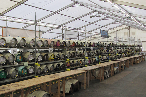 Nottingham Beer Festival
