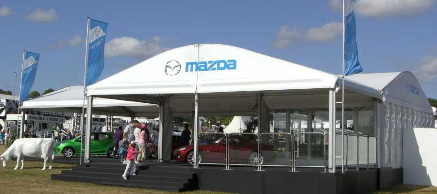 Retail Venues Pop Up Shops Car Showroom Show Festival
