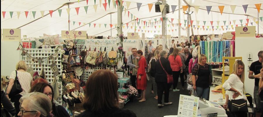 Retail Venues Pop Up Shops Craft Fair Marquee