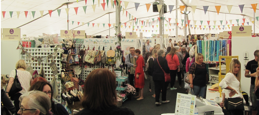 Retail Venues Pop Up Shops Craft Fair Marquee