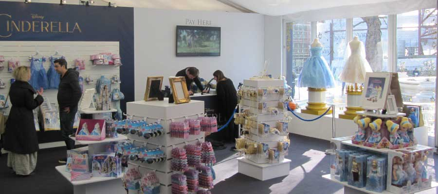 Retail Venues Pop Up Shops Merchandise Exhibition