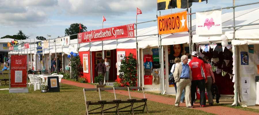Retail Venues Pop UpShops Show Festival Temporary Shopping Village