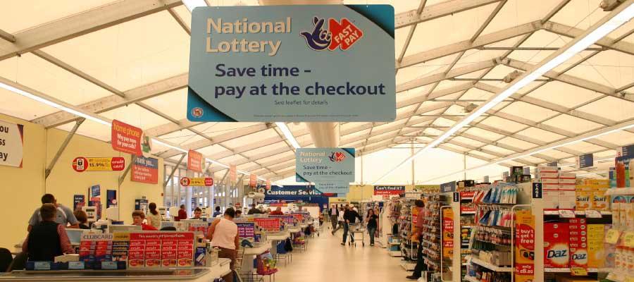Retail Venues Pop Up Shops Supermarket Temporary Structure