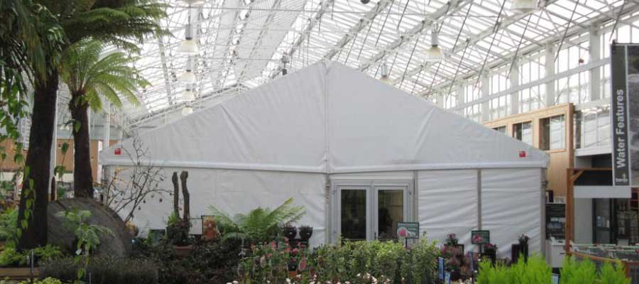 Retail Venues Pop Up Shops Temporary Structure Garden Centre