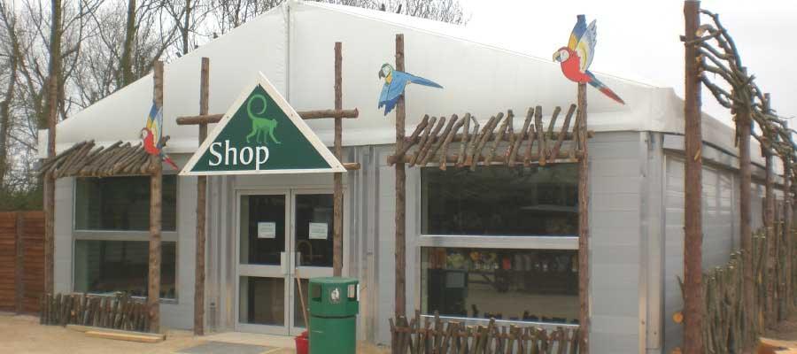 Retail Venues Pop Up Shops