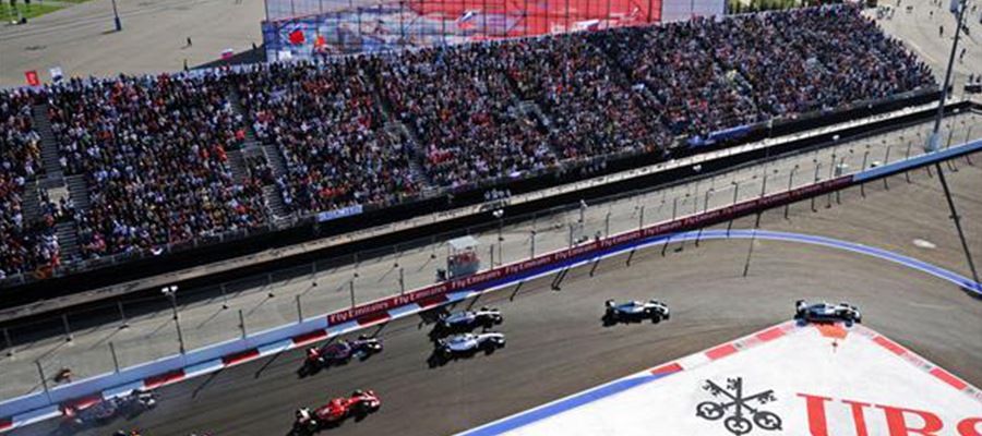 Russian Grand Prix Sochi