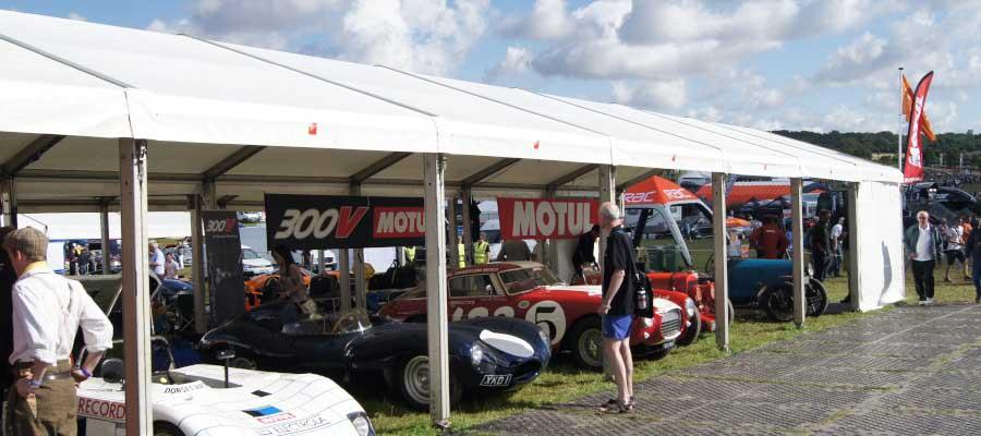 Show Festival Motorsport Structure