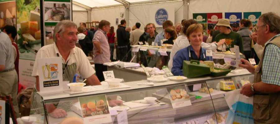 Show Festival Tent Marquee Country Show Food Market