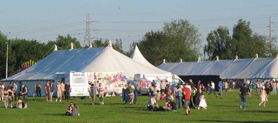Show Festival Tent Marquee Fair