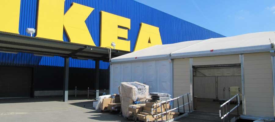 Storage Structure Retail