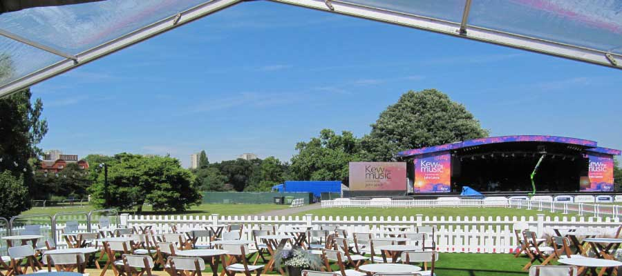Theatres Concerts Temporary Event Structure Outdoor