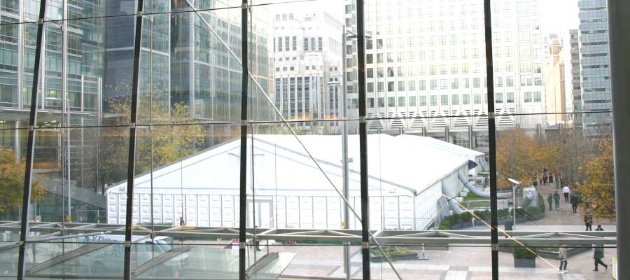 Corporate Events Product Launches City Temporary Structure