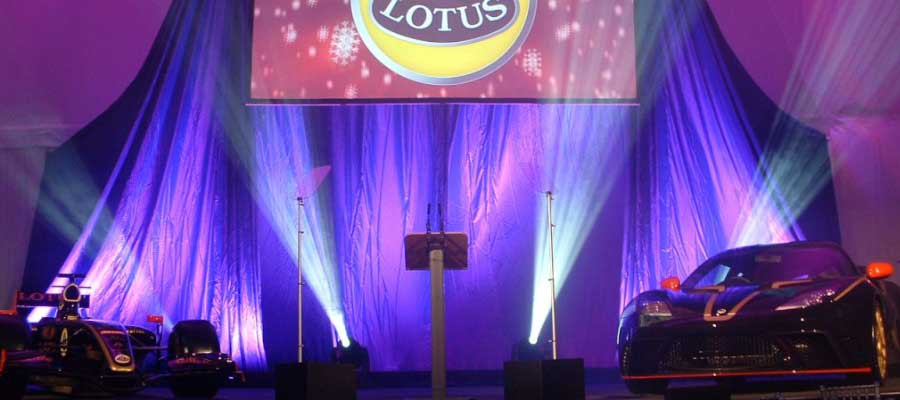 Corporate Events Product Launches Stage Party