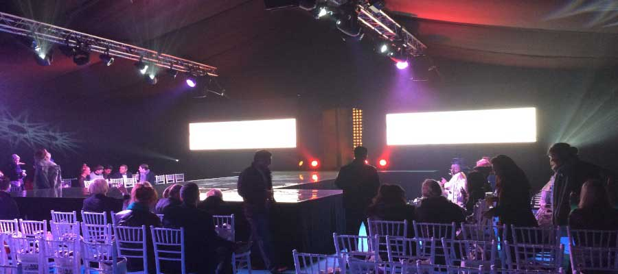 Corporate Events Product Launches Stage Show