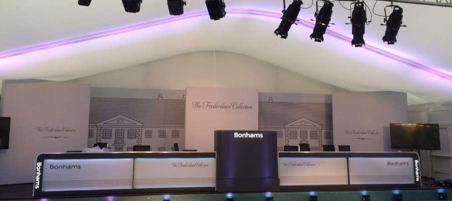 Corporate Events Product Launches Stage