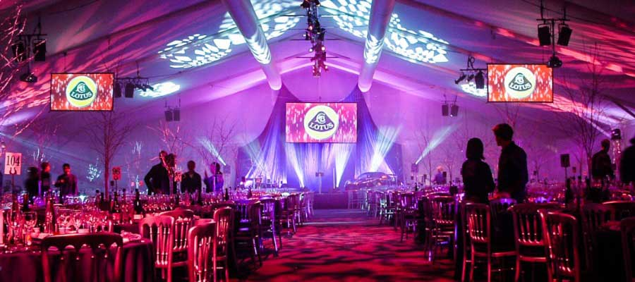 Corporate Events Product Launches Temporary Event Structure