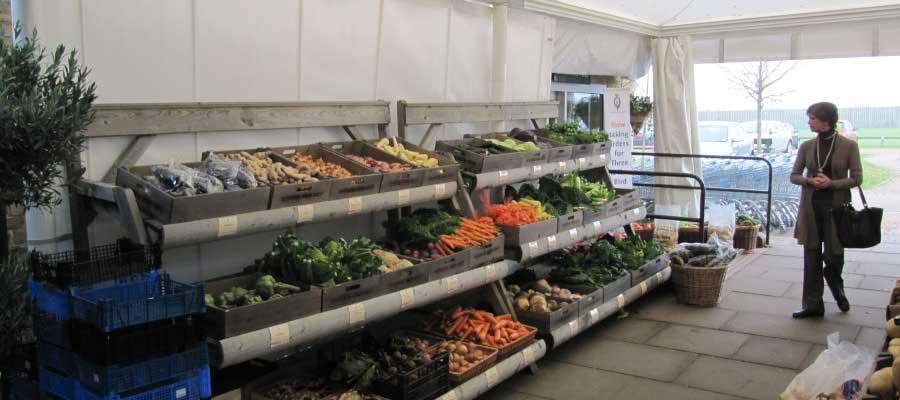 Retail Venues Pop Up Shops Farm Shop Temporary Seasonal