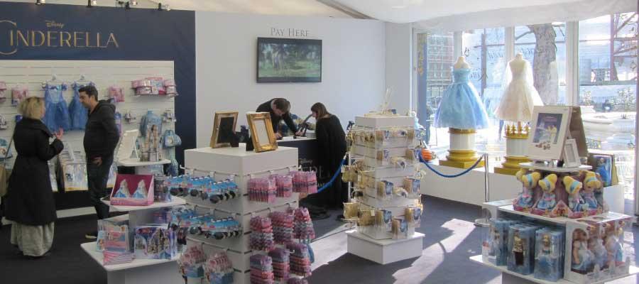 Retail Venues Pop Up Shops Merchandise Exhibition