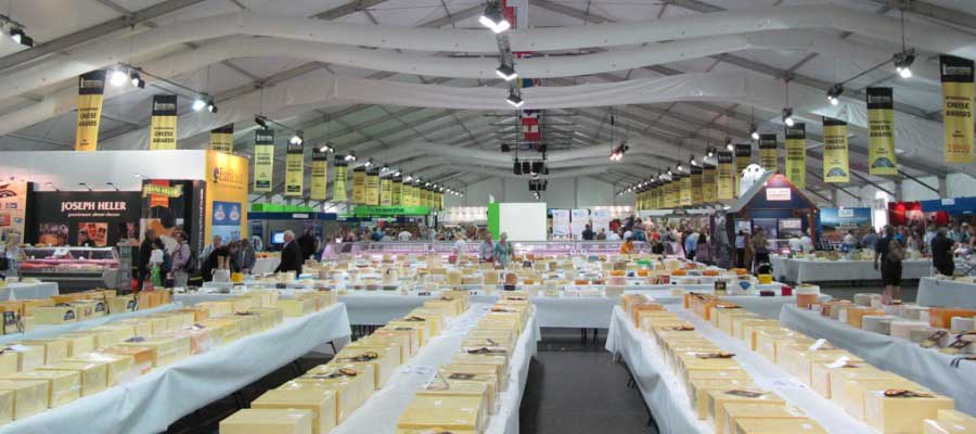 Show Festival Food Tent Marquee Clearspan Giant Food