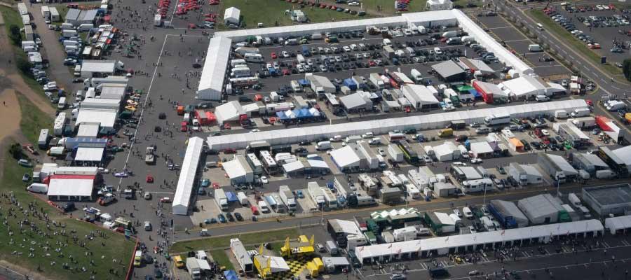 Show Festival Motorsport Village