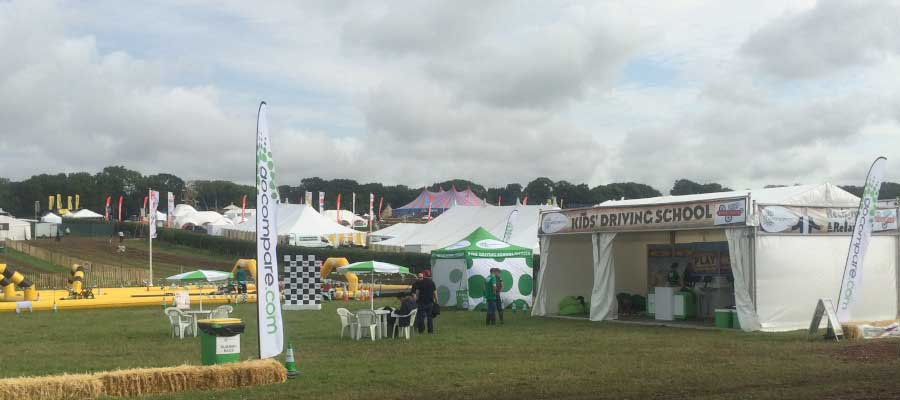 Show Festival Pagoda Tent Marquee