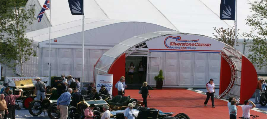 Show Festival Temporary Structure Motorsport