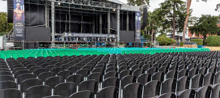 Theatres Concerts Event Seating Seats