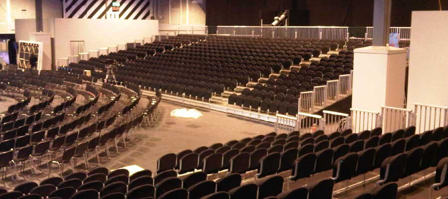 Theatres Concerts Seating Seats