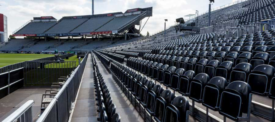 Cricket Stadium Construction Grandstand