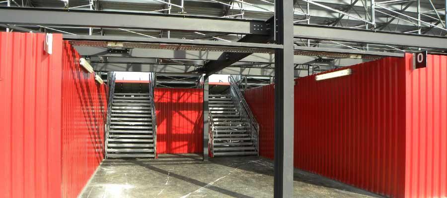 Cricket Stadium Construction