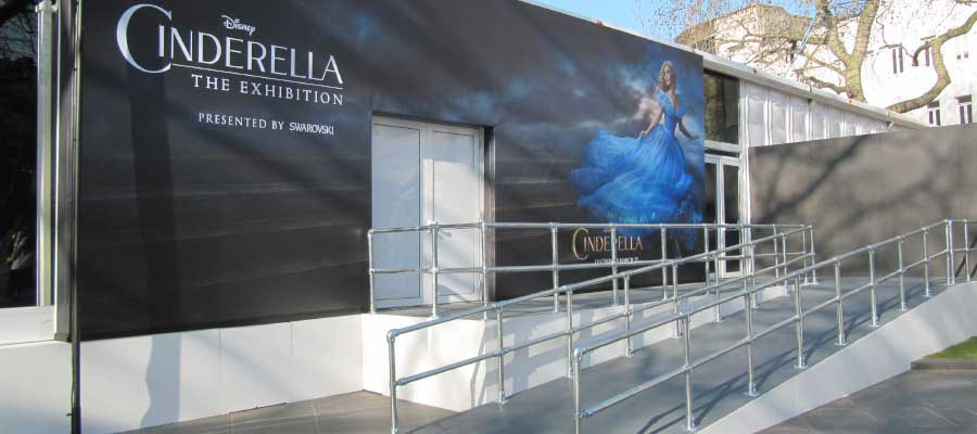 Exhibitions and Trade Shows Bespoke Temporary Event Structure