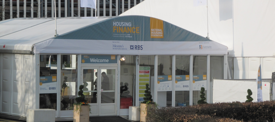 Exhibitions and Trade Shows Conference Temporary Structure Branded Entrance