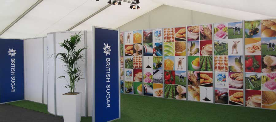 Exhibitions and Trade Shows Company Stand Temporary Event Structure
